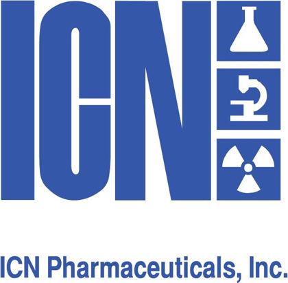 Изображение для производителя ICN Pharmaceuticals (АйСиЭн Фармацевтикалс)