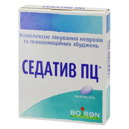 Picture of Седатив ПЦ таблетки №40