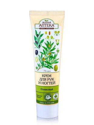 Фото Крем для рук Зеленая Аптека 100 мл оливковый